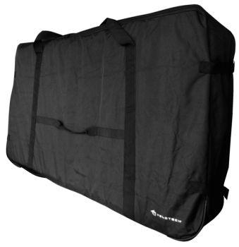 Velotech kerékpárszállító táska, fekete