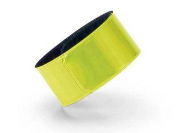 Fényvisszaverő kar / lábpánt UV sárga