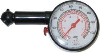 Guminyomás mérő AV szelepeppel kompatibilis