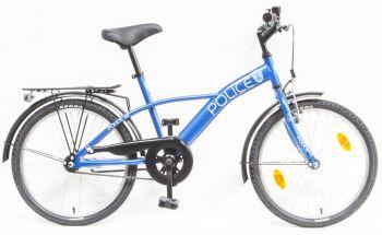Schwinn Csepel Police 20-as gyerek kerékpár Kék