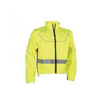 Láthatósági kerékpáros kabát Wowow Stelvio