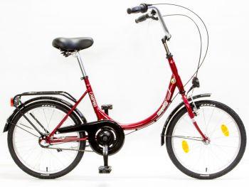 Schwinn Csepel Camping merev vázas Nexus 3 agyváltós kerékpár, piros