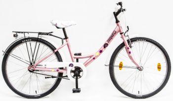 Schwinn Csepel Hawaii 24 kontrás kerékpár Rózsaszín