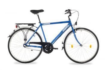 Schwinn Csepel Landrider Nexus 3 agyváltós férfi kerékpár Kék