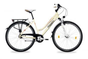 Schwinn Csepel Spring 200 női trekking kerékpár Krém