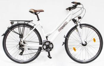 Schwinn Csepel Traction 200 női túra trekking kerékpár Fehér