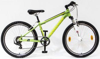 Schwinn Csepel Woodlands Zero 24 2.0 kerékpár  Zöld