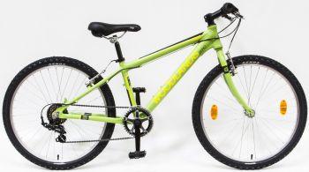 Schwinn Csepel Woodlands Zero 24 kerékpár Zöld