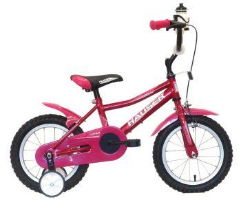 Hauser Puma 14 gyerek kerékpár Ciklámen