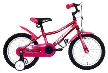 Hauser Puma 16 gyerek kerékpár Ciklámen