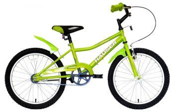 Hauser Puma 20 gyerek kerékpár Zöld