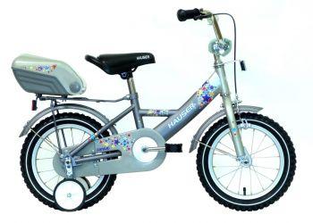 Hauser Swan 14 gyerek kerékpár Ezüst-Grafit