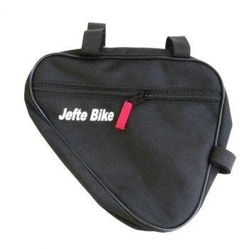 Váztáska Jefte Bike S, fekete