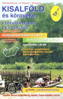 Kisalföld és környéke kerékpáros atlasz és útikalauz