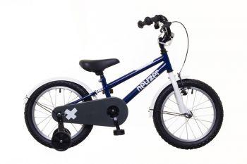 Neuzer 14 B gyerek kerékpár Sötétkék