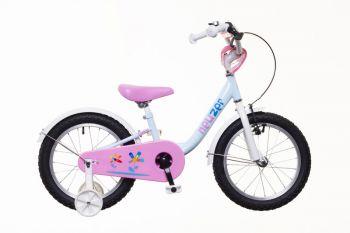 Neuzer 14 G gyerek kerékpár Világoskék-pink