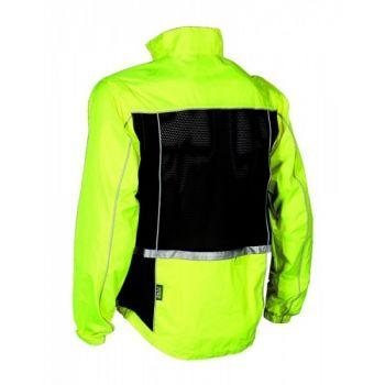 Láthatósági kerékpáros kabát Wowow HOT160