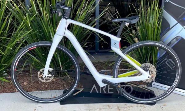 3D nyomtatott kerékpár