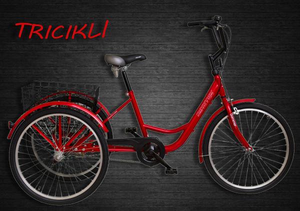 Triciklik