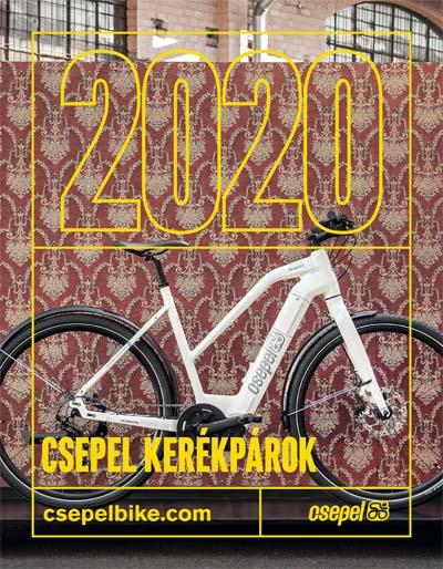Csepel kerékpár képes katalógus 2020