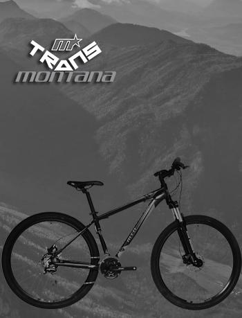 Trans Montana kerékpárok 2020